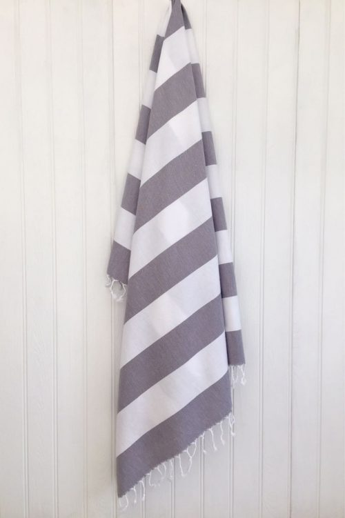 Patara Hammam Towel Grey