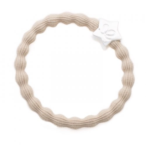 Beige Star Hair Band