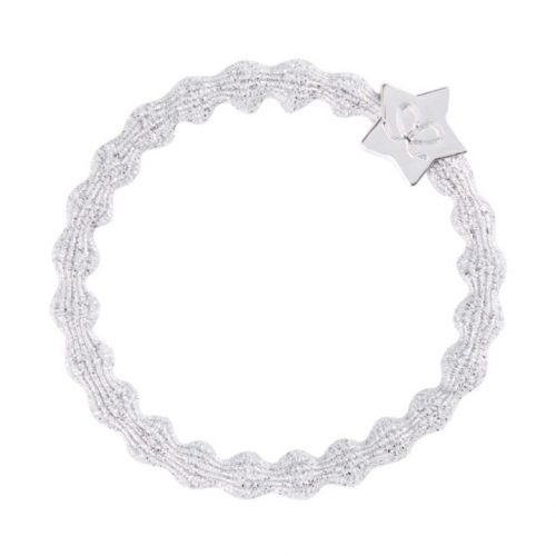 Silver Shimmer Star Hair band
