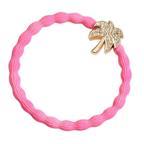 Pink Palm Tree Bangle Band
