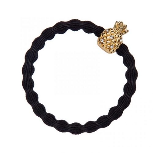 Black Gold Pineapple Bangle Band