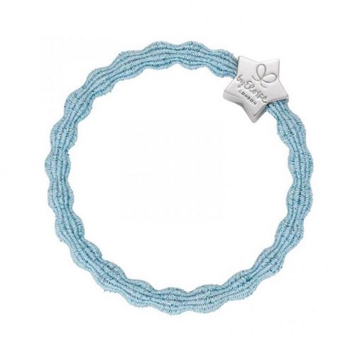 Pale Blue Shimmer Bangle Band