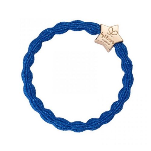 Royal Blue Shimmer Bangle Band