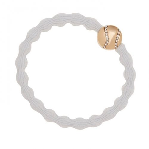 White Tennis Ball Bangle Band1
