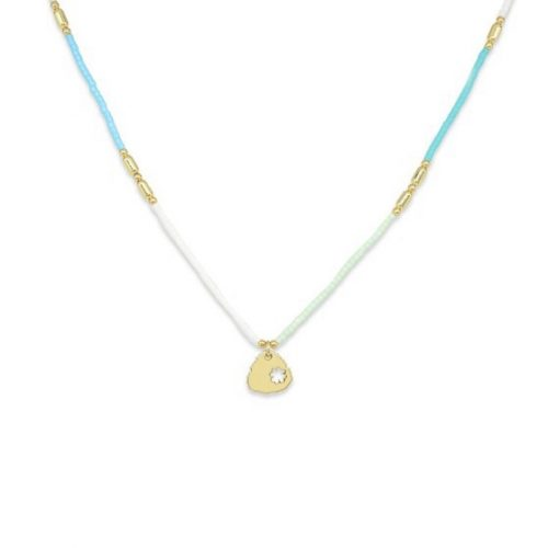 Boho Betty Apollo Choker Gold Mint